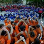 La Jove Muixeranga a Xàtiva